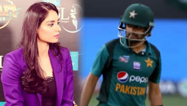 "Babar Azam Slams Pakistani journalist – Zainab Abbas For Calling Him ""Mickey Arthur's Son"""