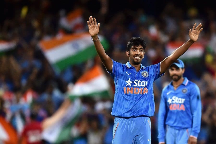 Jasprit Bumrah made an immediate impact on T20I debut with 3/23 in 3.3 overs