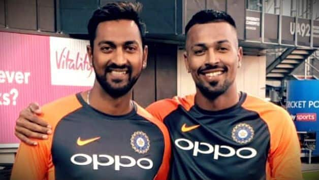 India vs West Indies, 1st T20: Proud feeling to get India cap; Says Krunal Pandya