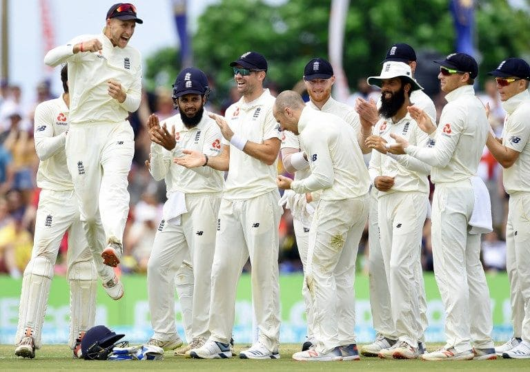 Joe Root's England will move to No 2 in Tests after Sri Lanka series