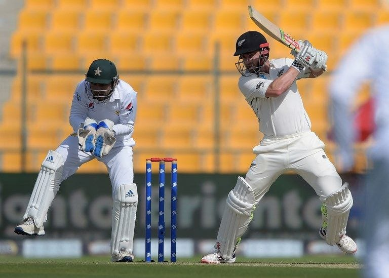 Pakistan vs New Zealand: Pakistan dismiss New Zealand for 153 in first innings