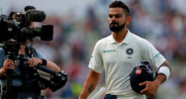 India have never won a Test series in Australia. They have drawn three and lost eight of their 11 matches. @ AFP/Getty Images