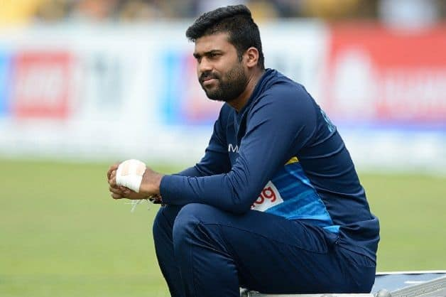Lahiru Kumara, 21, who snapped 17 wickets at an average of 19.88 across three Tests in the recent tour of West Indies. @ Getty Images