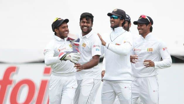 Nuwan Pradeep,Lahiru Kumara back in Sri Lanka Test squad for the tour of New Zealand
