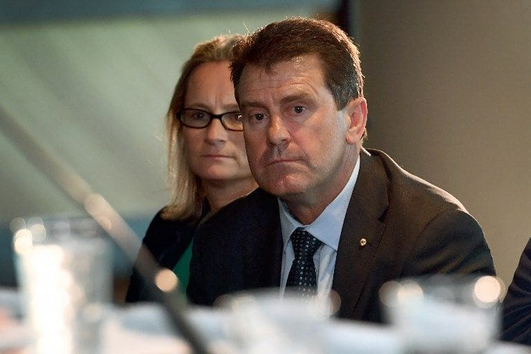 Mark Taylor steps aside as Director of Cricket Australia