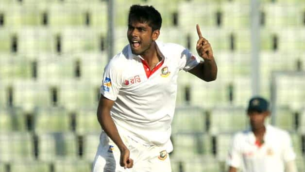 Bangladesh beats Zimbabwe by 218 runs in 2nd test, levels series