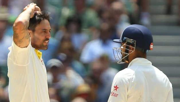 Mitchell Johnson is looking forward to no Virat Kohli send offs in Australia