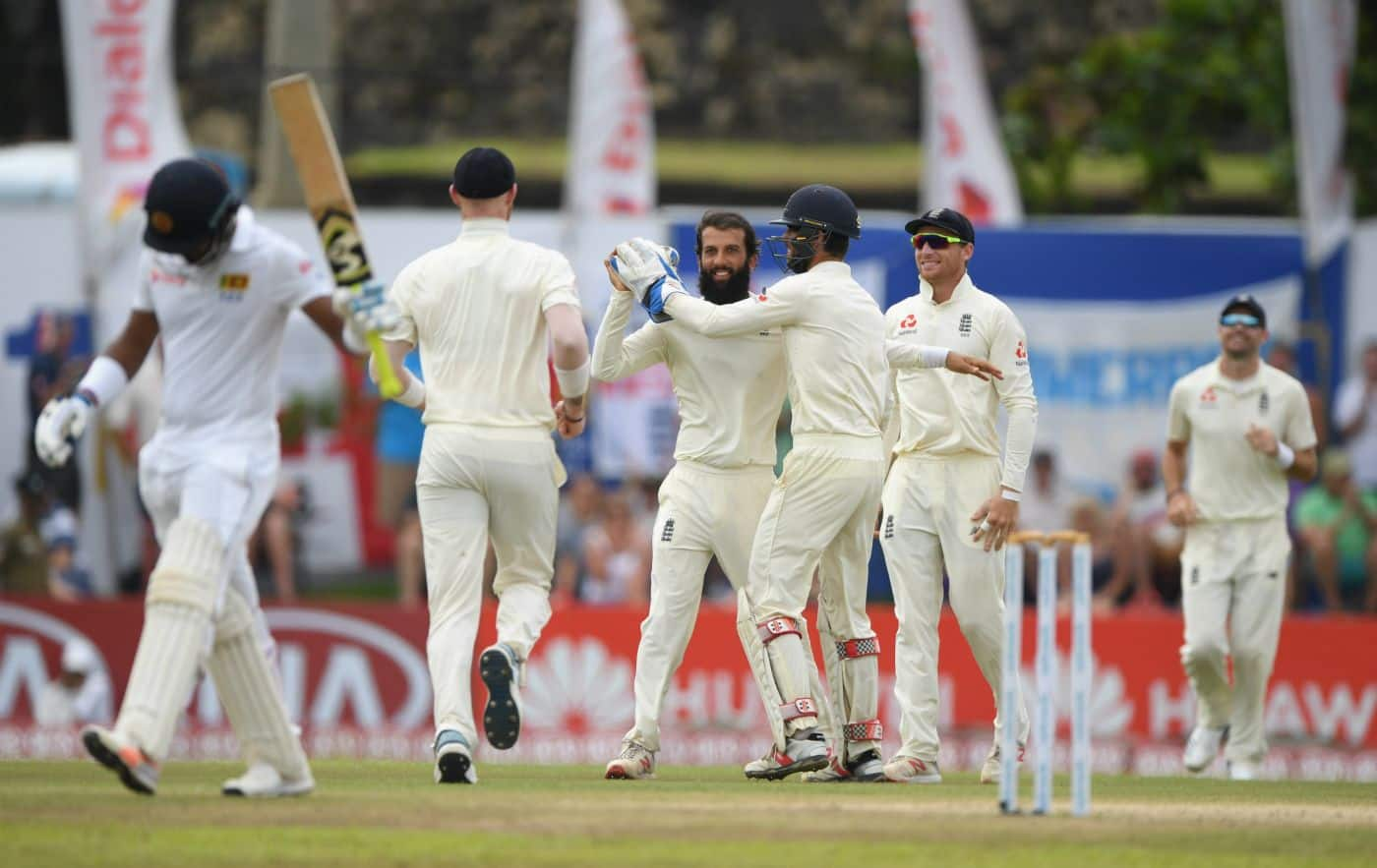 Sri Lanka vs England: Moeen Ali equals English wickets record in epic 3-0 sweep