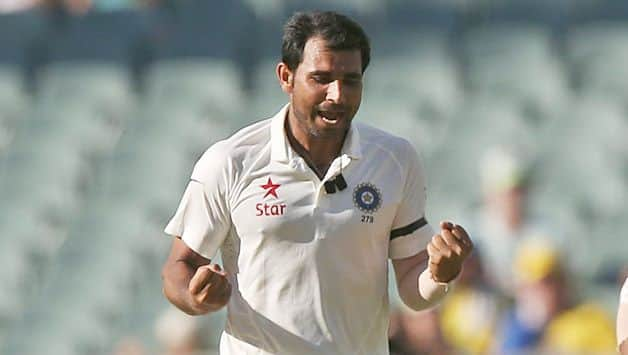 Mohammed Shami is preparing for Australia tour by watching videos
