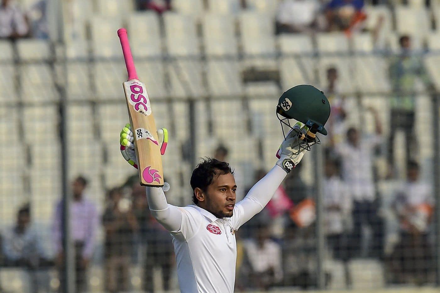 Bangladesh vs West Indies: Mushfiqur Rahim second Bangladesh cricketer to 4000 runs in Tests