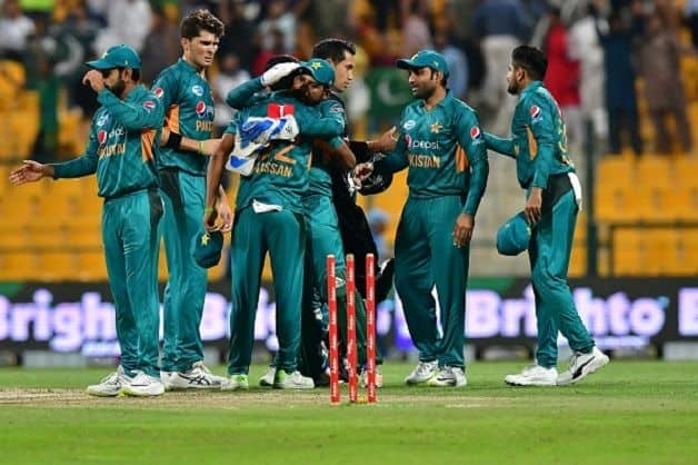 The win ensured Pakistan their seventh consecutive T20I win since July this year. @ Getty Images