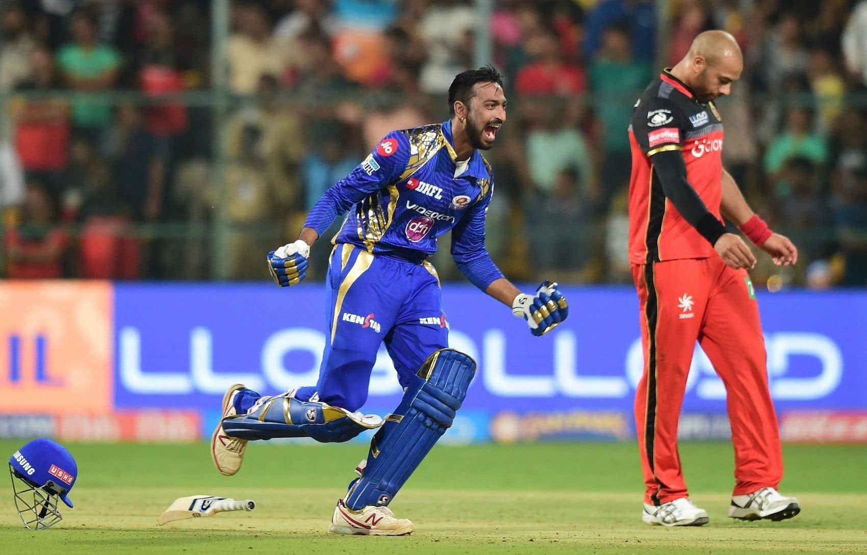 Mumbai Indians bought Krunal Pandya back for Rs 8.8 crore after his heroics in 2017
