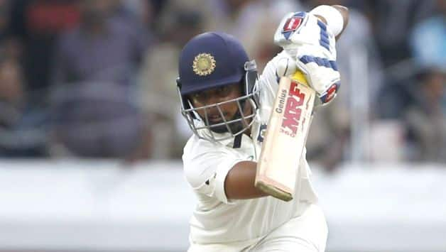 IND vs AUS 2018: Prithvi Shaw is in good form