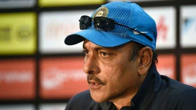 India head coach Ravi Shastri. @ AFP