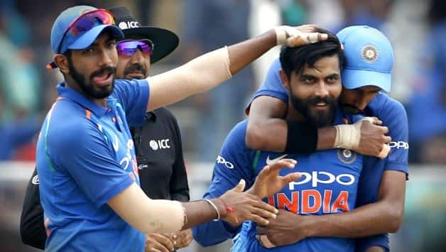Yuzvendra Chahal, Ravindra Jadeja move up in ICC ODI bowlers' rankings; Virat Kohli, Rohit Sharma retain top two