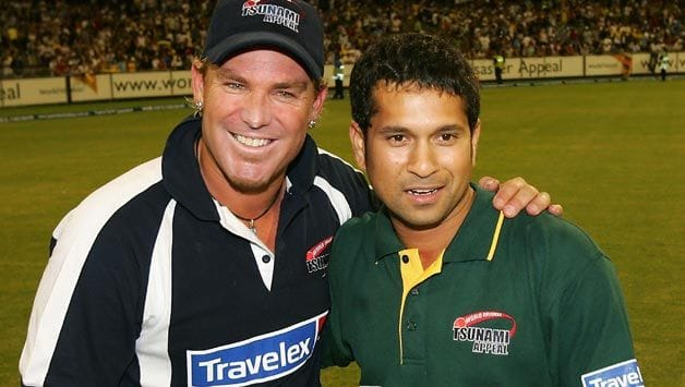 Shane Warne reveals why Cricket All Stars tournament with Sachin Tendulkar failed