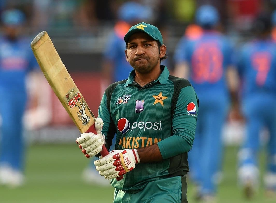 Under Sarfraz Ahmed, Pakistan failed to reach the final of the Asia Cup