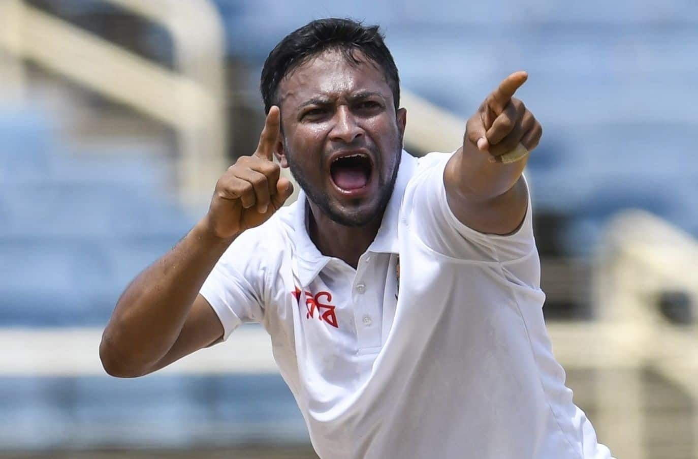 Shakib Al Hasan becomes first Bangladeshi bowler to take 200 Test wickets and other records