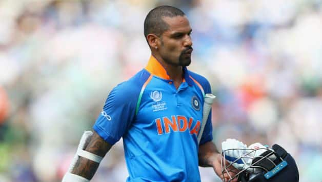India vs West Indies: Shikhar Dhawan becomes 6th Indian to complet 1000 T20I runs