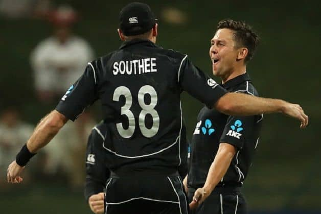 Pacer Trent Boult becomes third New Zealand bowler to claim hat-trick in ODI