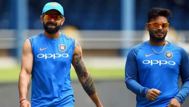 Rishabh Pant needs to learn from Virat Kohli to keep things simple, says Sourav Ganguly