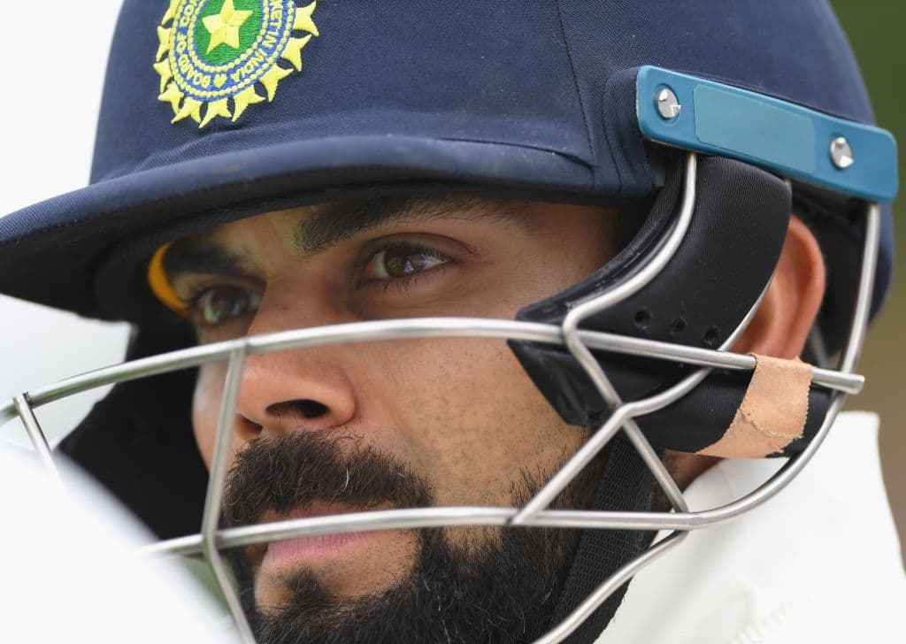 A cooler, calmer Virat Kohli is good for series: Ian Healy