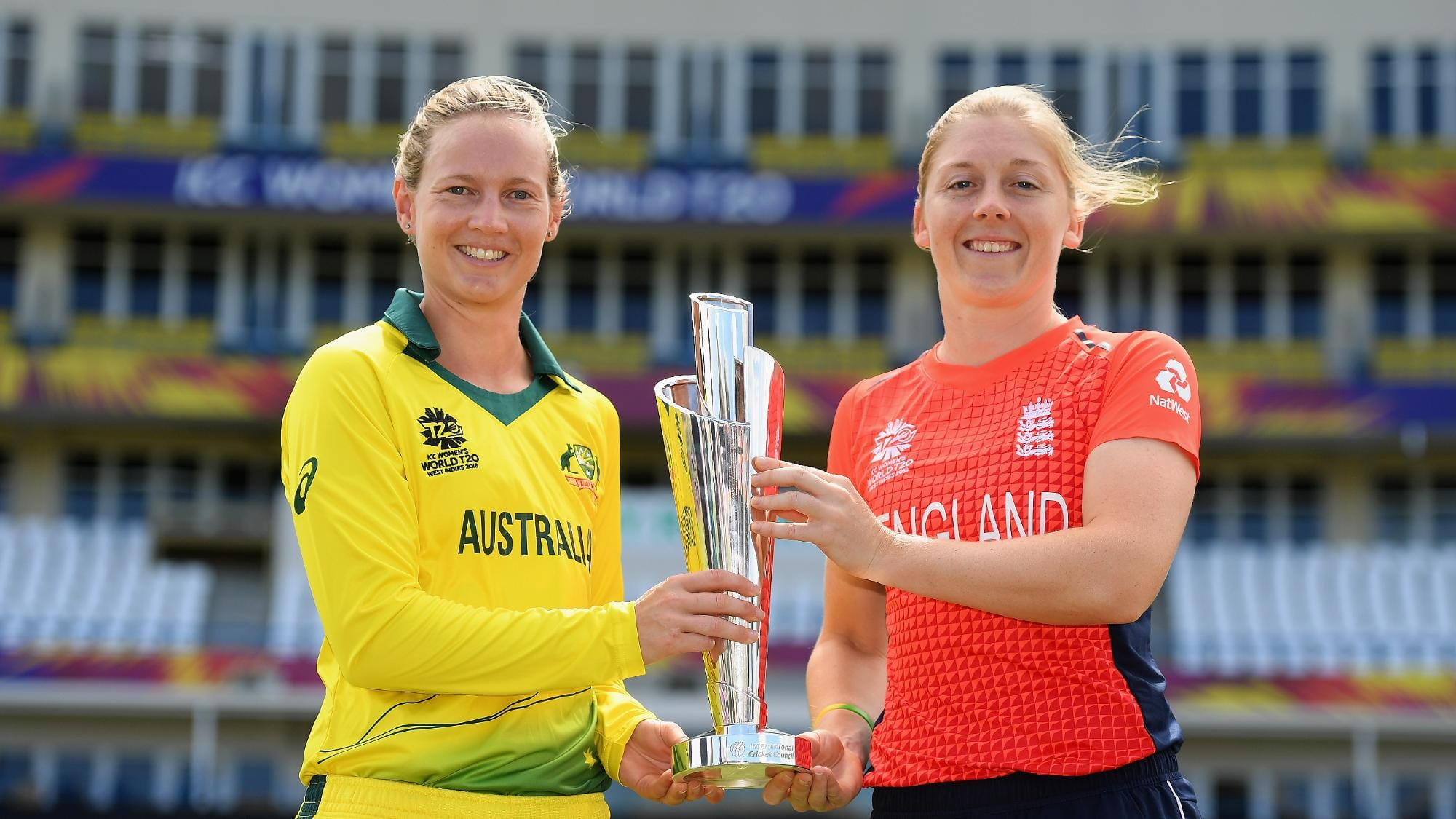 Women's World T20 final: Old rivals Australia meet England with eye on title