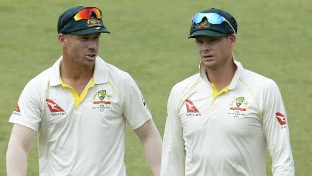 Steve Smith, David Warner and Cameron Bancroft should not be brought back into the team before their bans end: Neil Harvey