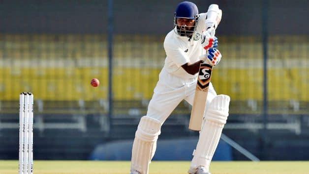 Wasim Jaffer becomes first to reach 11,000 runs in Ranji Trophy