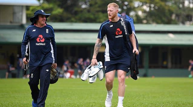 England coach Trevor Bayliss has said that he is hoping that Ben Stokes will be available for England next game against West Indies in January after his disciplinary hearing early next month.