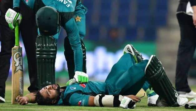 opener Imam-ul-Haq's scans clear after helmet blow