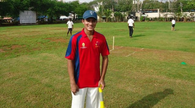 Young batsman Armaan Jaffer, who recently slammed a triple hundred for Mumbai U23 against Saurashtra, was Monday named in Mumbai's Ranji Trophy squad for their upcoming game against Gujarat.