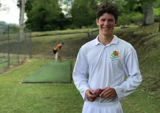 Teenaged NSW student emulates Laker, Kumble with 10-wicket haul