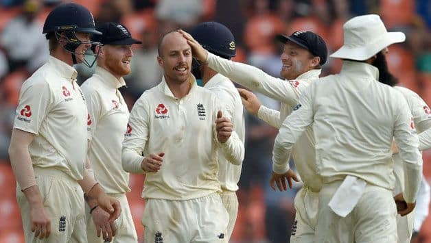 Jack Leach maiden five-wicket haul seals series for England