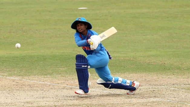 On the wane: Mithali Raj's future is uncertain.