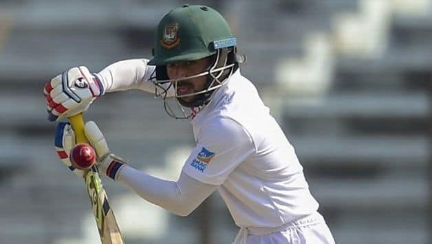 1st Test: Mominul hits fifty in strong Bangladesh start