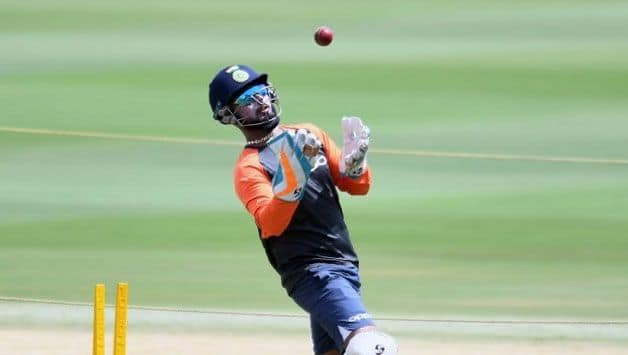 Rishabh Pant ready to embrace stiff Australia challenge