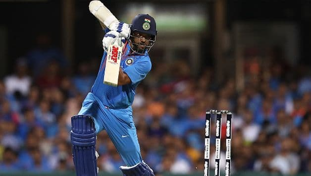 Shikhar Dhawan continued his good form in the T20Is, notching up his sixth T20I fifty of 2018 during the 1st T20I against Australia at the Brisbane Cricket Ground