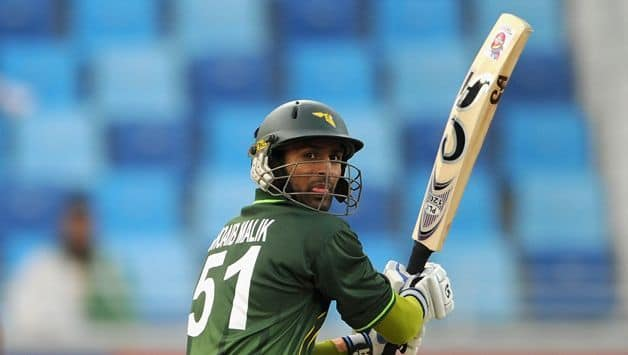 Shoaib Malik: I don't think that the change in batting order had an impact on my performance