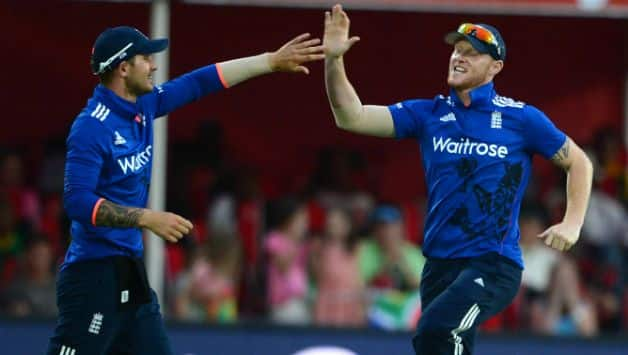 Ben Stokes and Alex Hales fined by ECB over Bristol incident but cleared to play
