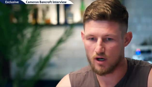 Cameron Bancroft, whose nine-month suspension term ends on December 29, explains why he used sandpaper on the ball and his journey back from suspension. @ Twitter