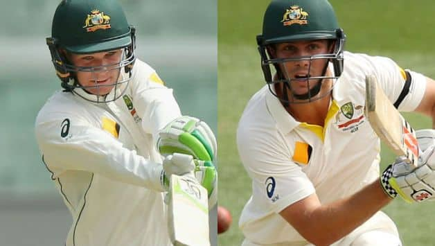 Shane Warne not happy with Peter Handscomb's technique; Wants Marcus Stoinis or Mitchell Marsh in Test squad