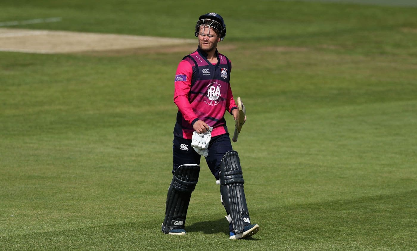 Troubled past behind Ben Duckett as he targets England recall