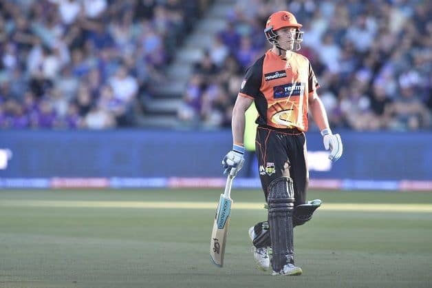 Big Bash League: Cameron Bancroft gets 'booed' after return in cricket