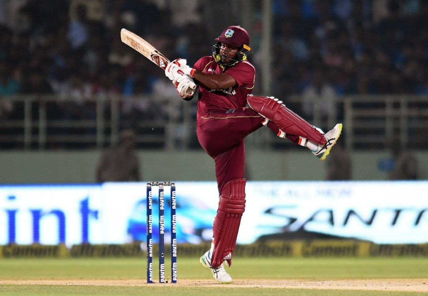 2nd ODI: West Indies field against unchanged Bangladesh