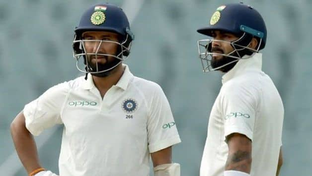 Cheteshwar Pujara believes India have enough runs on board to win the match