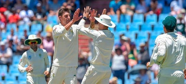 South Africa vs Pakistan, 1st Test: Duanne Olivier takes another 5-wicket haul; Visitors all out at 190