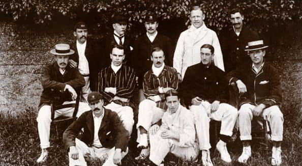 Edward Sewell: cricketer, columnist and part of the first all-India team