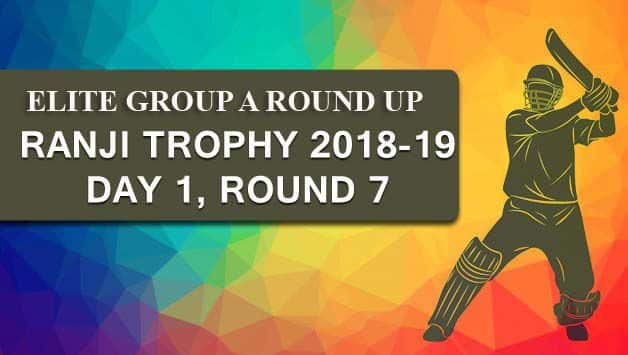 Ranji Trophy 2018-19, Elite Group A: Mumbai gain upper-hand over Saurashtra