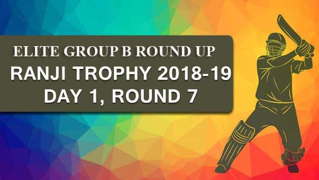Ranji Trophy 2018-19, Elite Group B: Markande, Anmolpreet get Punjab going against Hyderabad